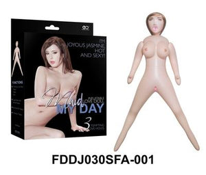 Maid My Day Doll Joyous Jasmine Flesh - Just for you desires