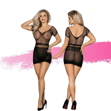 Ashella Lingerie Maya Dress O/S - Just for you desires