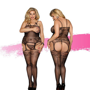 Ashella Lingerie Melissa Queen Bodystocking - Just for you desires
