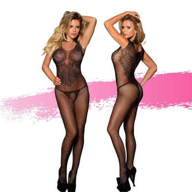 Ashella Lingerie Madelena Bodystocking O/S - Just for you desires