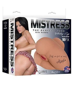 Mistress Alexis - 10X Sidesaddle Butt - Just for you desires