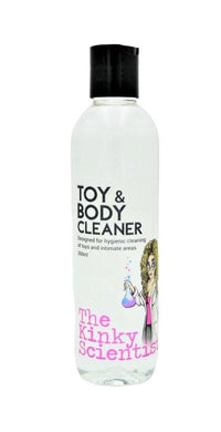 The Kinky Scientist Toy & Body Cleaner 260ml - Just for you desires