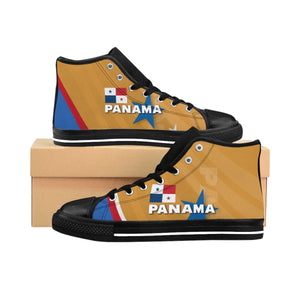 Panama Gold Women's High-top Sneakers Tennis