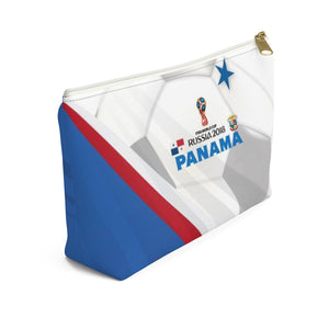 Panama World Cup Accessory Pouch w T-bottom