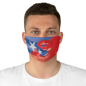 Puerto Rico 2 Fabric Face Mask