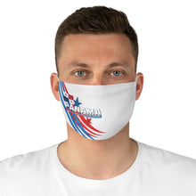 Panama 1 Fabric Face-Mask