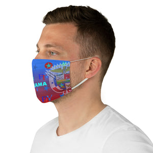 Panama PTY Fabric Face-Mask