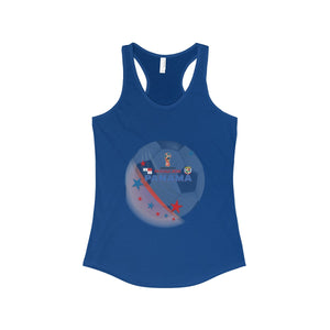 Panama World Cup Women's Ideal Racerback Tank