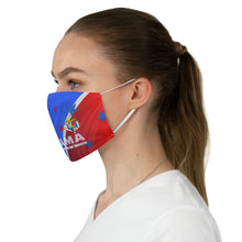 Panama Puente Fabric Face-Mask