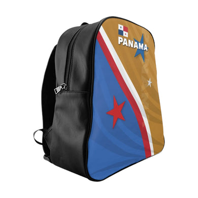 Panama Gold School Backpack