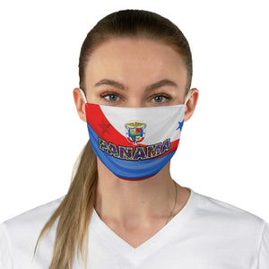 Panama Escudo Fabric Face-Mask
