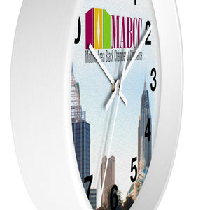 MABCC Wall clock 2