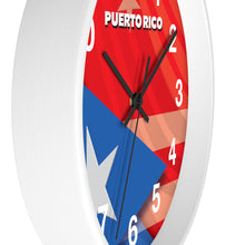 Puerto Rico Wall clock
