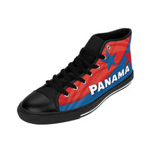 Panama Tennis Men's High-top Sneakers