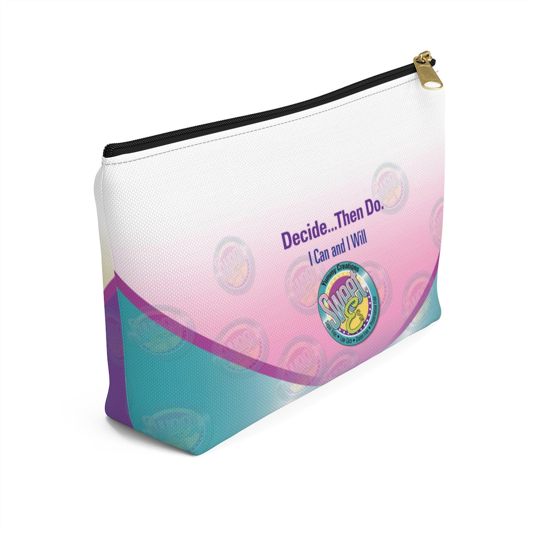 SweetEs Accessory Pouch w T-bottom