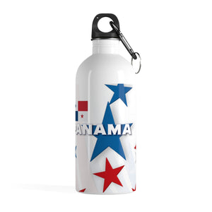 Panama Stars Stainless Steel Water Bottle