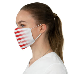 USA Fabric Face Mask