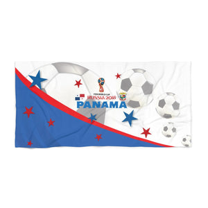 Panama World Cup BEACH TOWEL