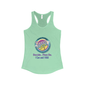 SweetEs Women's Ideal Racerback Tank