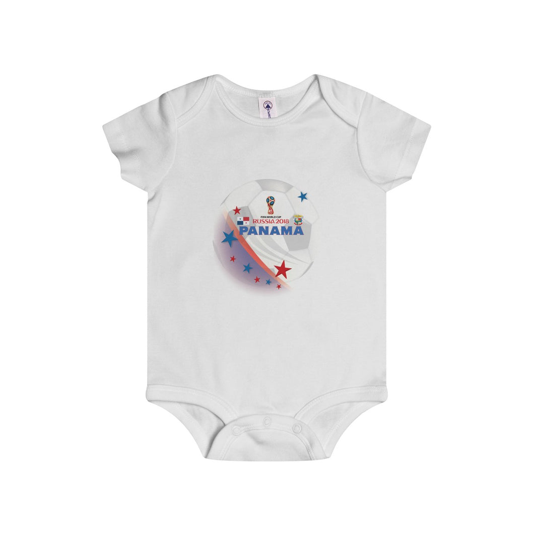 Panama World Cup Infant Rip Snap Tee