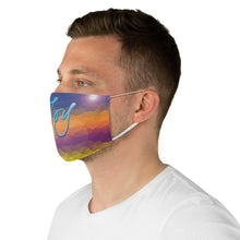 Joy Fabric Face Mask