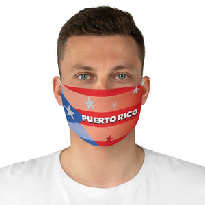 Puerto Rico 3 Fabric Face Mask