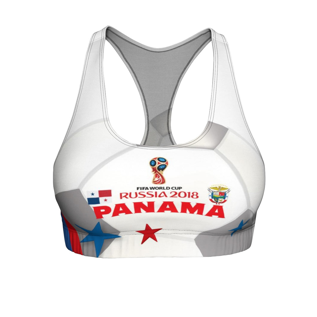 Panama World Cup Women's Cut & Sew Sports Bra