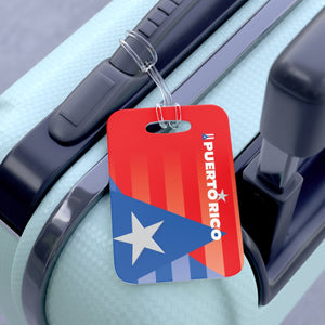 Puerto Rico Bag Tag