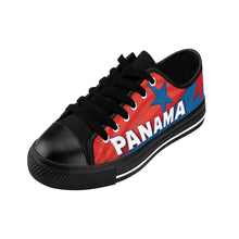 Panama Tennis Men's Black Low Top