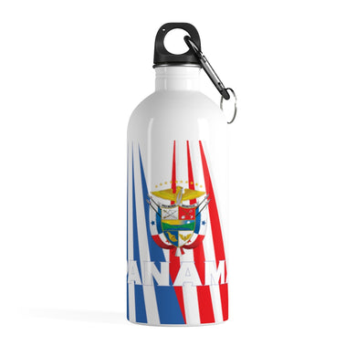 Panama Escudo Stainless Steel Water Bottle