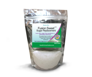 *Sweet-Es Fusion Sweet Sugar Replacement (LF)