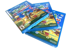 **Yoshi's Woolly World Wii Game by Nintendo