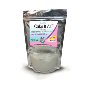 *Sweet-Es Cake It All - XS  - (Xylitol-Stevia Mix) CAKE MIX 50% LARGER