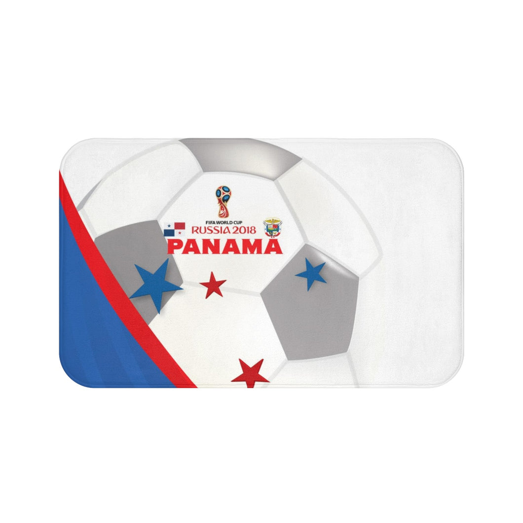 Panama World Cup Bath Mat