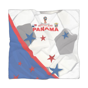 Panama World Cup Poly Scarf