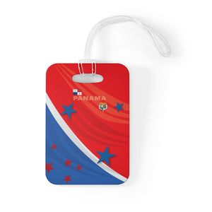 Panama Bag Tag
