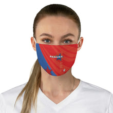 Panama Mundial 1 Fabric Face-Mask