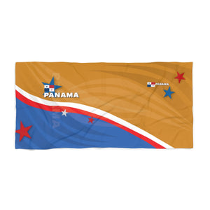 Panama Gold Beach Towel