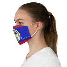 Belize Fabric Face Mask