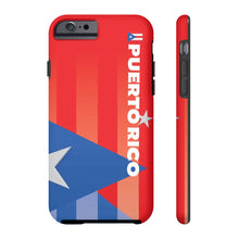 Puerto Rico Case Mate Tough Phone Cases