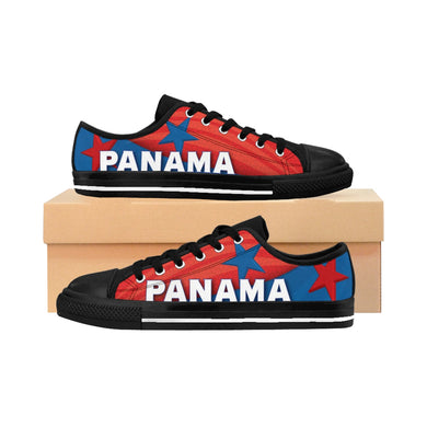 Panama Tennis Women's Black Low Top