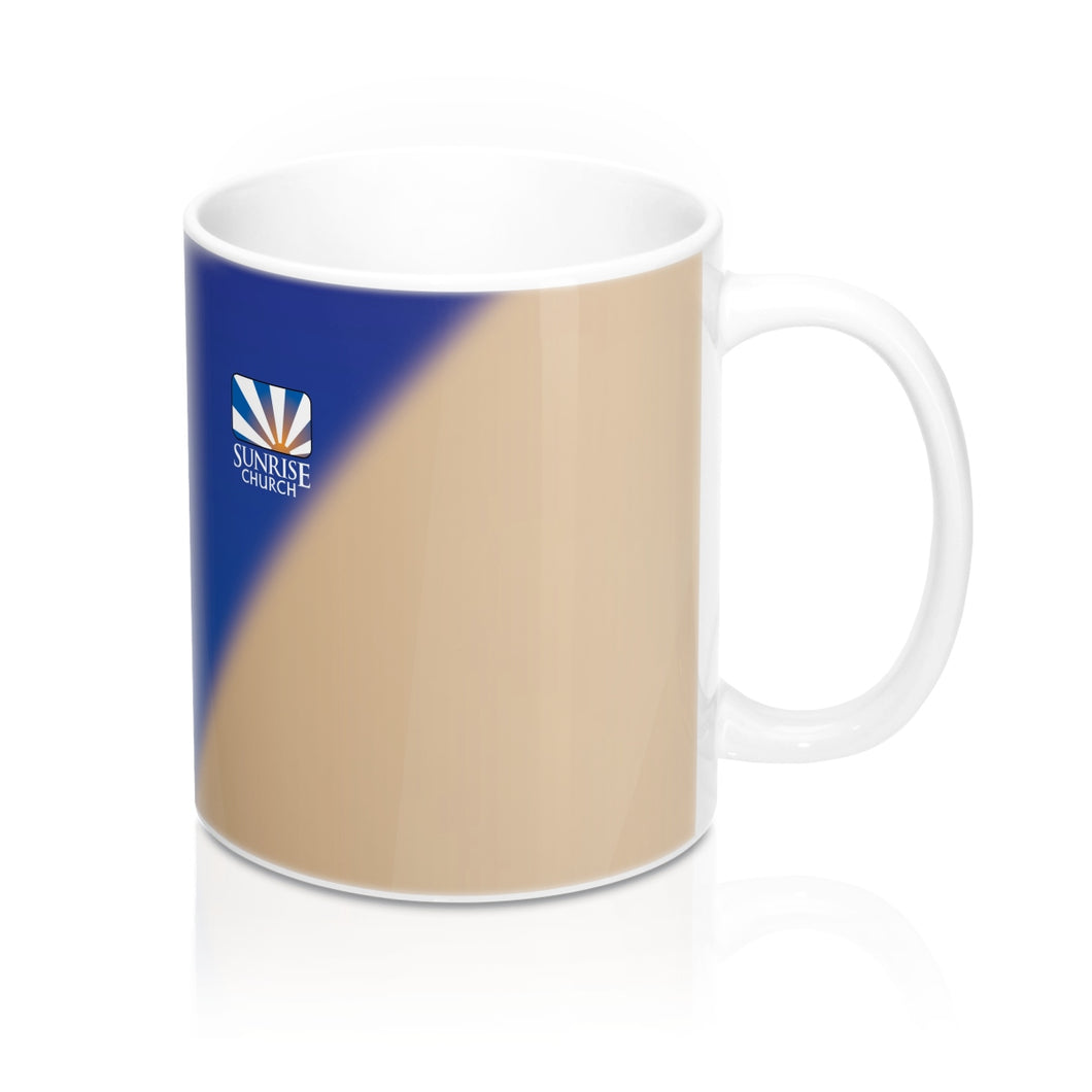 Sunrise 2 Tone Mug 11oz
