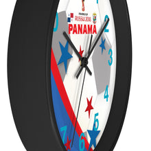 Panama World Cup Wall clock