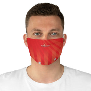 Puerto Rico 4 Fabric Face Mask