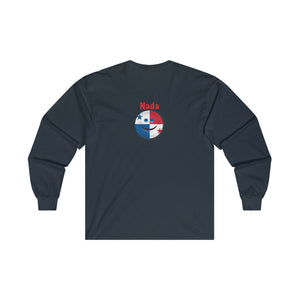 Panama Que Sopa Ultra Cotton Long Sleeve Tee