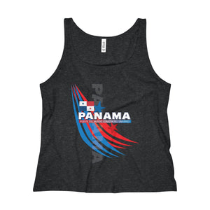 Panama Corazon Universo Women's Relaxed Jersey Tank Top