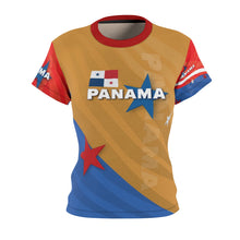Panama Gold Women's AOP Cut & Sew Tee
