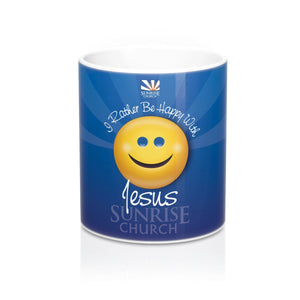Sunrise Happy Mug 11oz