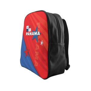 Panama School Backpack BLACK