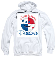 I Rather Be Happy In Panama - Sweatshirt